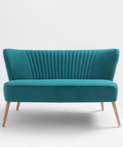 Canapea 2 locuri Harry turcoaz_1