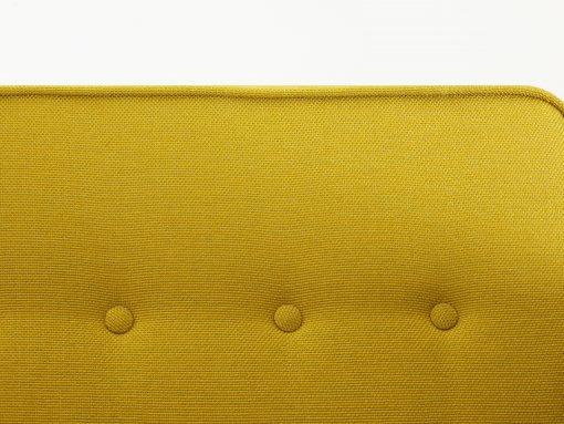 Canapea 2 locuri Zugo galben_5