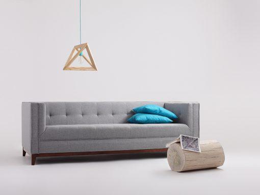 Canapea 3 locuri By Tom gri_1