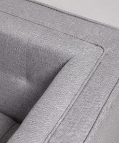 Canapea 3 locuri By Tom gri_2