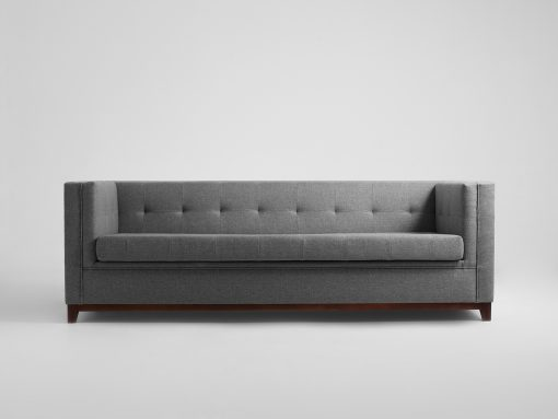 Canapea 3 locuri By Tom gri_4
