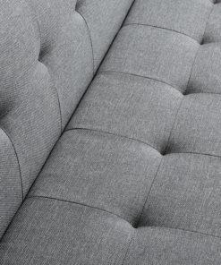 Canapea 3 locuri By Tom gri_6