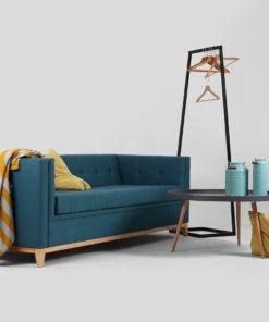 Canapea 3 locuri By Tom turcoaz_1