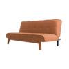 Canapea Modes extensibila portocaliu
