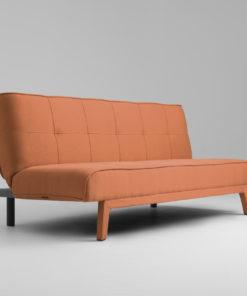 Canapea extensibila Modes portocaliu_1