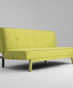 Canapea extensibila Modes verde lime_1