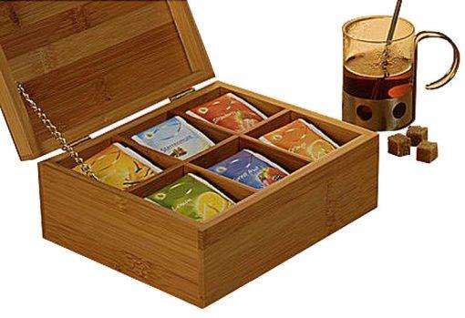 Cutie pentru ceai Bamboo_1