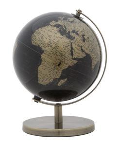 Glob geografic Bronze