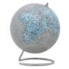 Glob geografic Twist Silver