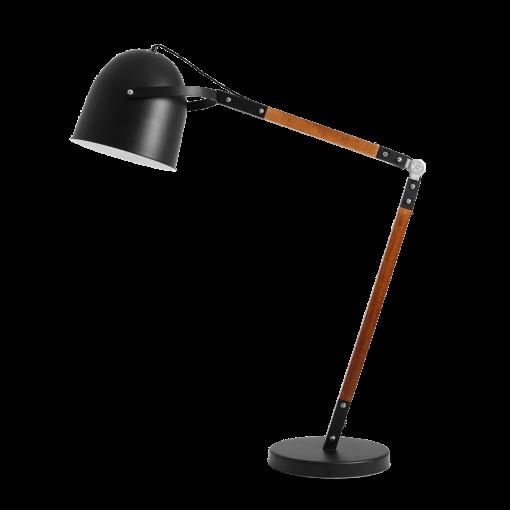 Lampadar Hubert negru