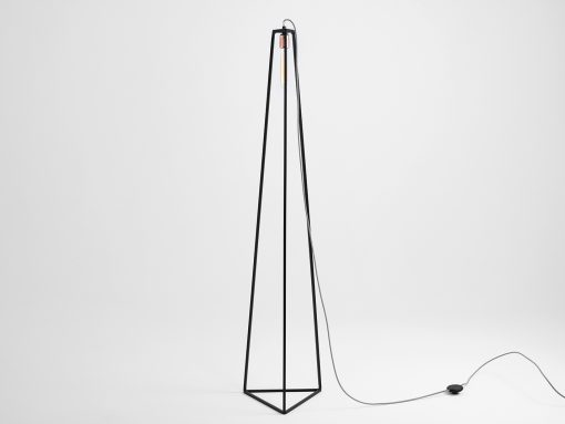 Lampadar Trimetric negru_5