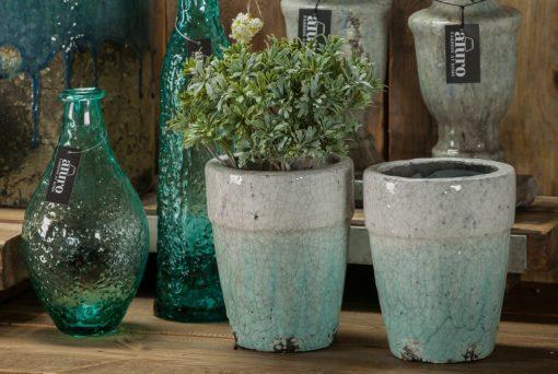 Vaza sticla MiuBlu para_3