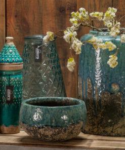 Vaza sticla MiuBlu_2