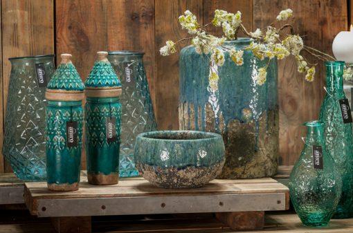 Vaza sticla MiuBlu_3