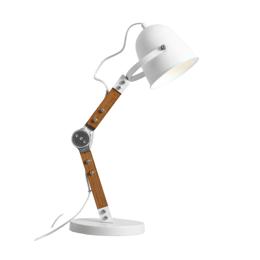 Lampa Hubert alba