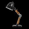 Lampa Hubert neagra