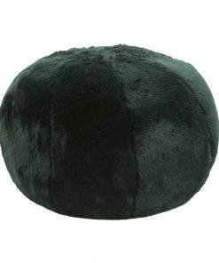Taburet Plush Verde