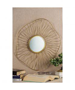 Decoratiune perete cu oglinda Ribon