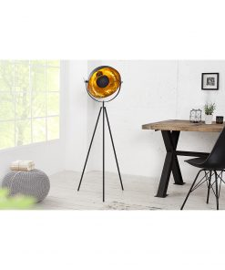 Lampadar Studio Black Gold
