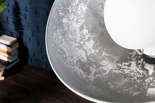 Lampadar Studio White Silver_4