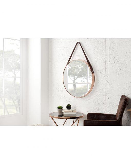 Oglinda Portrait cupru