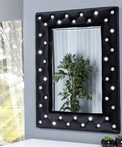 Oglinda Velvet neagra_1