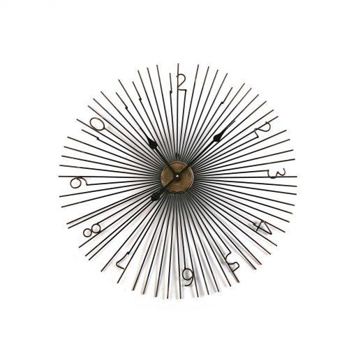 Ceas de perete Versa Metaly