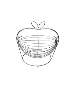 Cos fructe Versa Apple