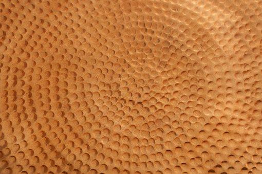 Masuta cafea Optik II 80cm cupru_3