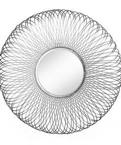 Oglinda Infinity L silver_1