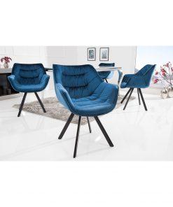 Scaun Dutch Comfort albastru