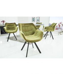 Scaun Dutch Comfort verde