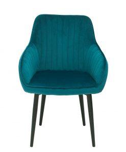 Scaun Turin turquoise_1