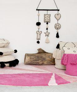 Covor Lorena Geomet Pink_6