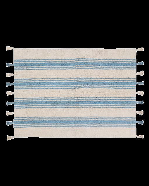 Covor Lorena Stripes Nileblue 120 x 160 cm
