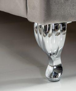 Pat Invicta Extravagancia gri silver 180x200 cm_4