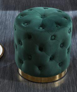 Taburet Invicta Chester verde_1