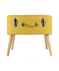 Bancheta CMP Suitcase S1 galben