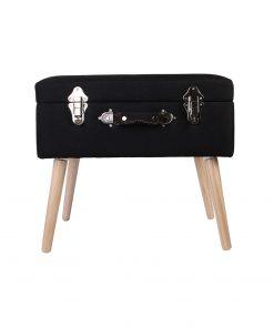Bancheta CMP Suitcase S1 negru
