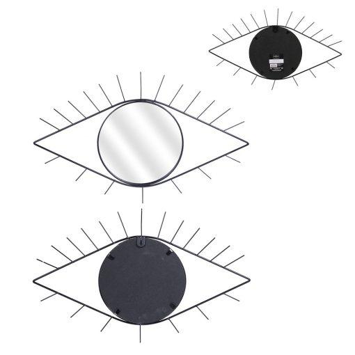 Decoratiune perete cu oglinada CMP Eye Black_2
