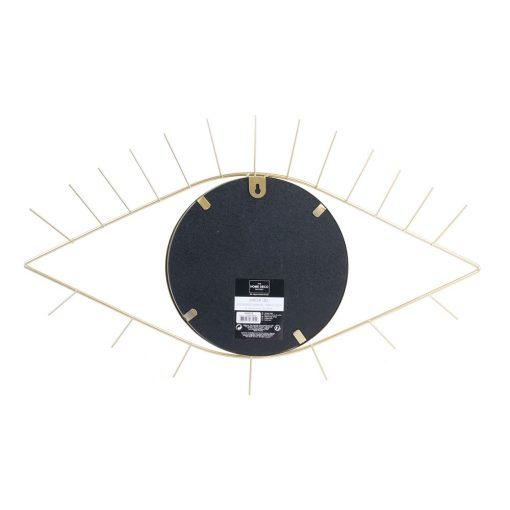 Decoratiune perete cu oglinada CMP Eye Gold_3