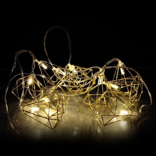 Ghirlanda Luminoasa 10LED CMP Gold_2