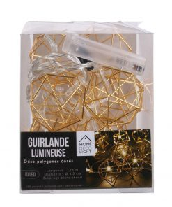 Ghirlanda Luminoasa 10LED CMP Gold_4