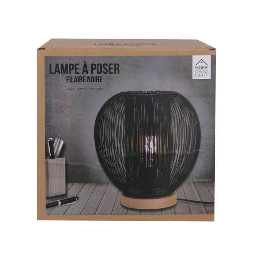 Lampa CMP Ball negru_6