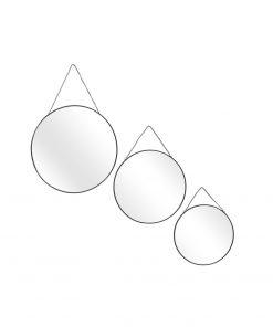 Set 3 oglinzi CMP Circle