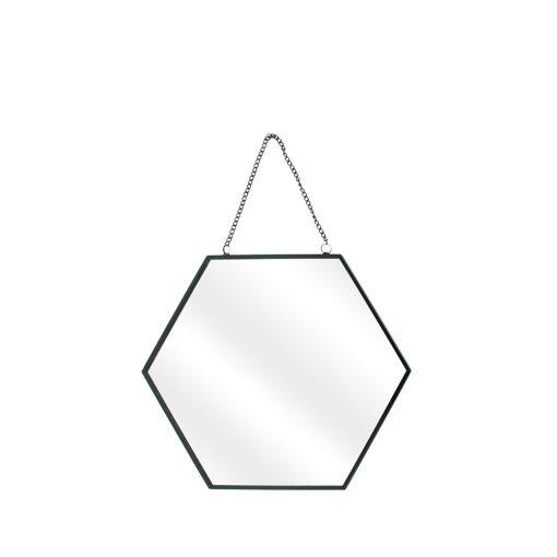 Set 3 oglinzi CMP Hexagonal Black_3