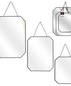 Set 3 oglinzi CMP Oblique Black_6