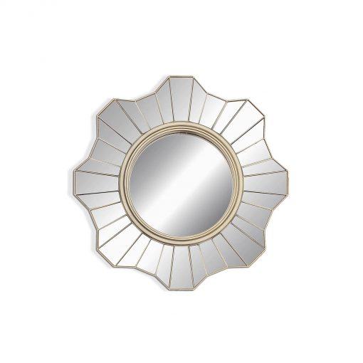 Decoratiune cu oglinda Versa Snail