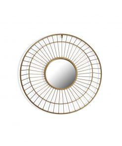 Oglinda Versa Compass gold