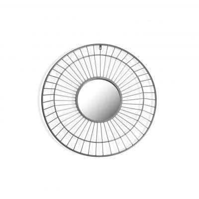Oglinda Versa Compass silver
